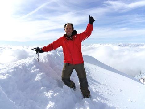 Monte Perdido cima-Montañero Cima