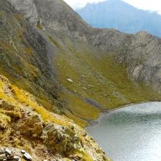Ibón de Bernatuara, Pirineos