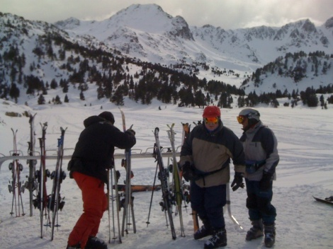 Andorra Ski-Montañero Cima
