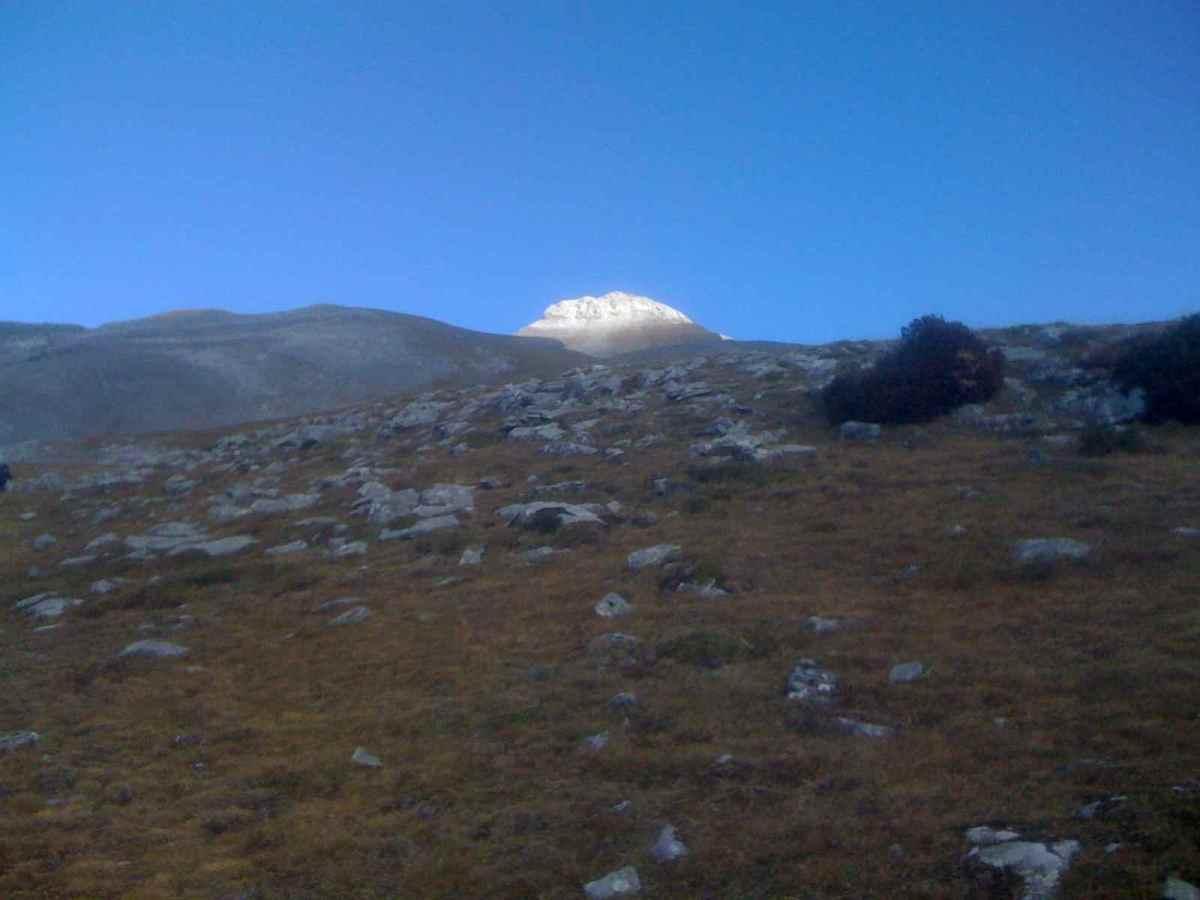 Comenzar en Montaña