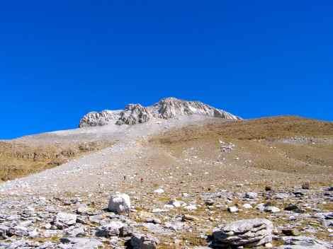 Collarada-Montañero Cima