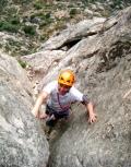 Escalar de Primero en Pico Miel