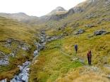 Valle de Canau ruta