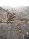 Rapel 35 metros
