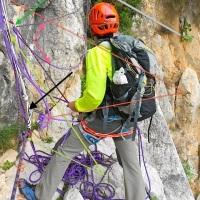 En montaña: Asegurar al Primero desde una Reunión