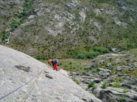 Gredos, granito y escalada