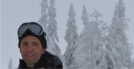 Noruega escalar hielo